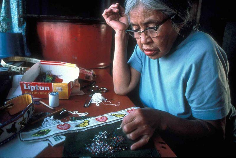 Native American dental care