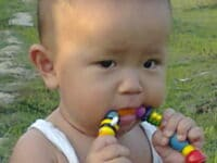 Teething in Kids May Become Bothersome