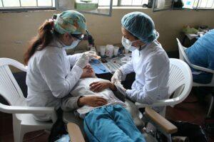 Inexperienced Dentists