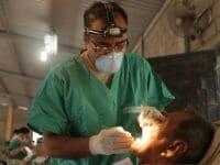 Kellogg Family Dental Foundation Held Free Dentistry Day