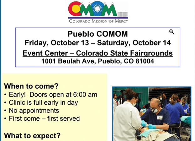 Affordable dental clinic in Pueblo Colorado
