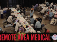 Remote Area Medical has been offering free dental attention since 1985