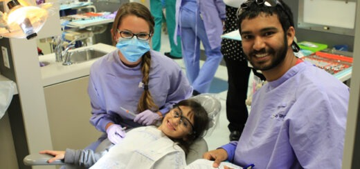 free dental clinic for children