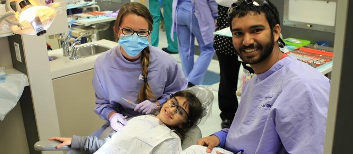 free dental clinic for children